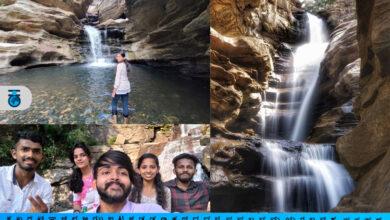 Photo of ಬೆಳ್ತಂಗಡಿ ಸಮೀಪದಲ್ಲಿದೆ ಸುಂದರ ಎರ್ಮಾಯಿ ಜಲಪಾತ