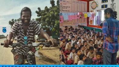Photo of ಕನ್ಯಾಕುಮಾರಿಯಿಂದ ಕಾಶ್ಮೀರದವರೆಗೆ ಸೈಕಲ್ ಪಯಣ ಮಾಡಿದ ಅಪರೂಪದ ಟ್ರಾವೆಲರ್ ಕುಮಾರ್ ಶಾ