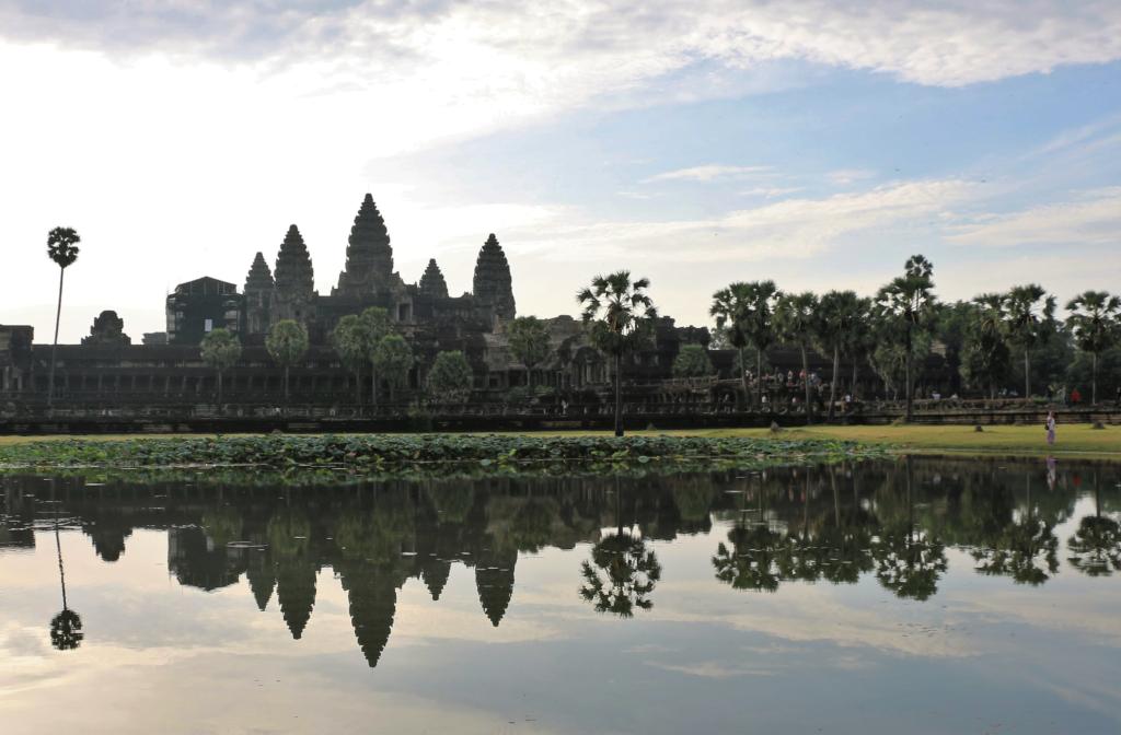 Angkor Wat Temple, Cambodia Travelories Chandana and Sunil
