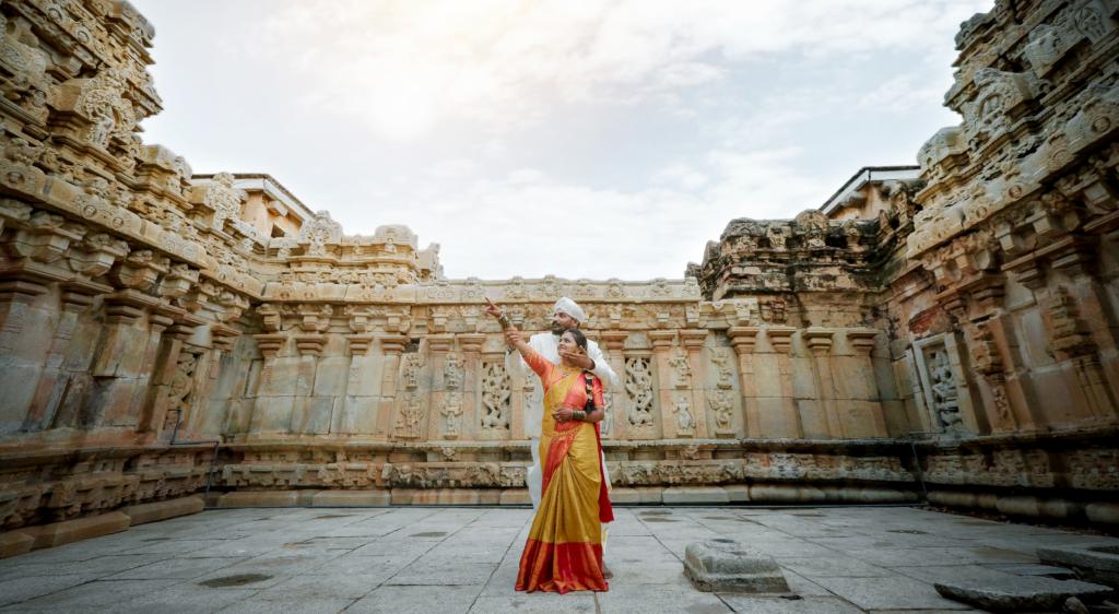 Bhoga Nandishwara Temple Chandana Rao Sunil Patil Travelories