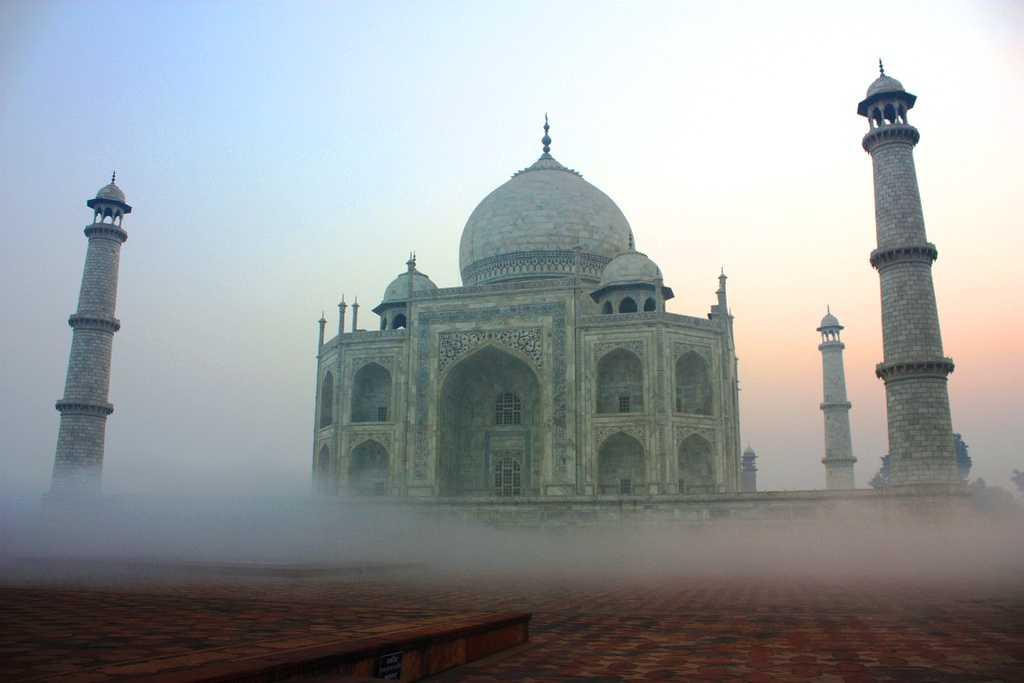 Taj Mahal Agra World Heritage day