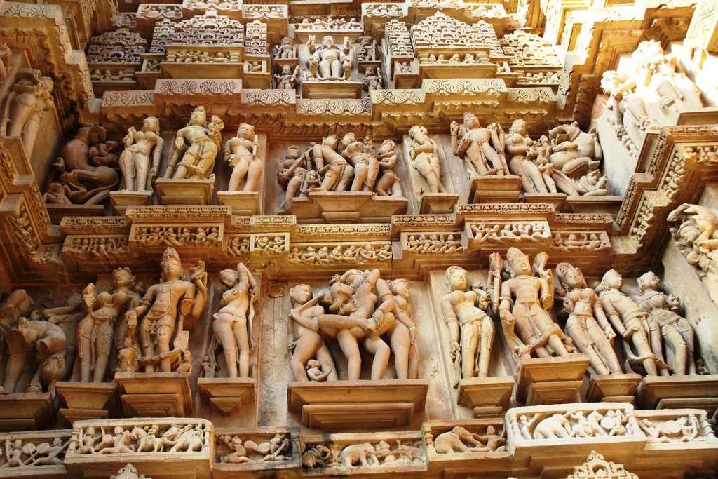 Khajuraho Madhya Pradesh World Heritage day