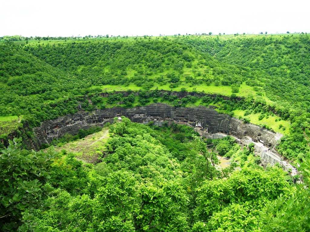 Ajanta Caves Maharashtra World Heritage day
