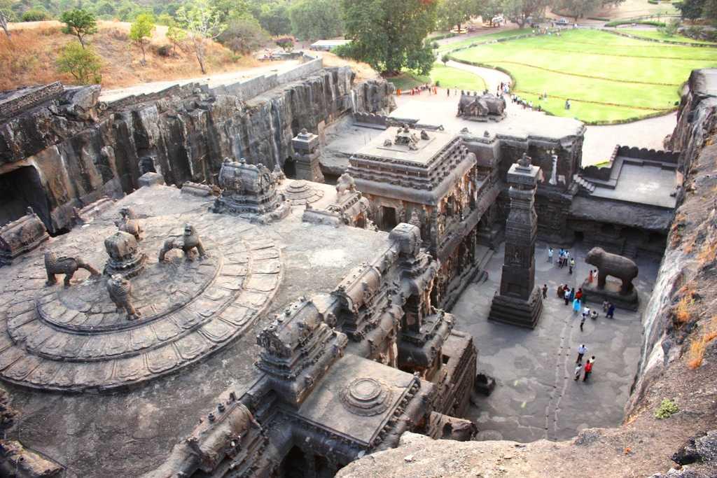 Ellora Caves Verul, Maharashtra World Heritage day