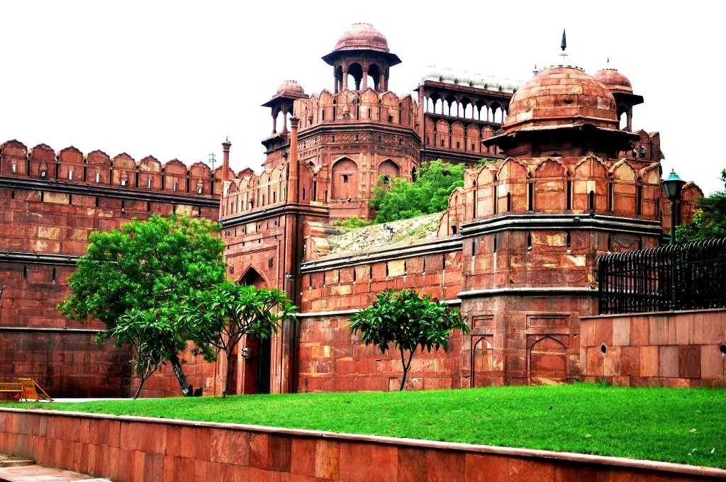 Red Fort New Delhi World Heritage Day