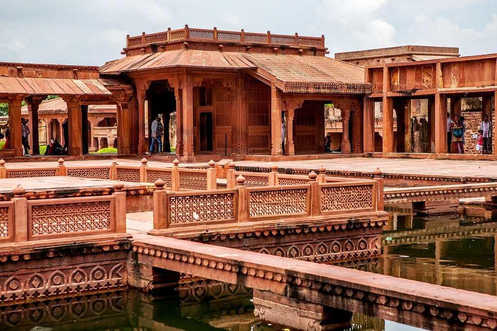 Fatehpur Sikri Uttar Pradesh World Heritage Day
