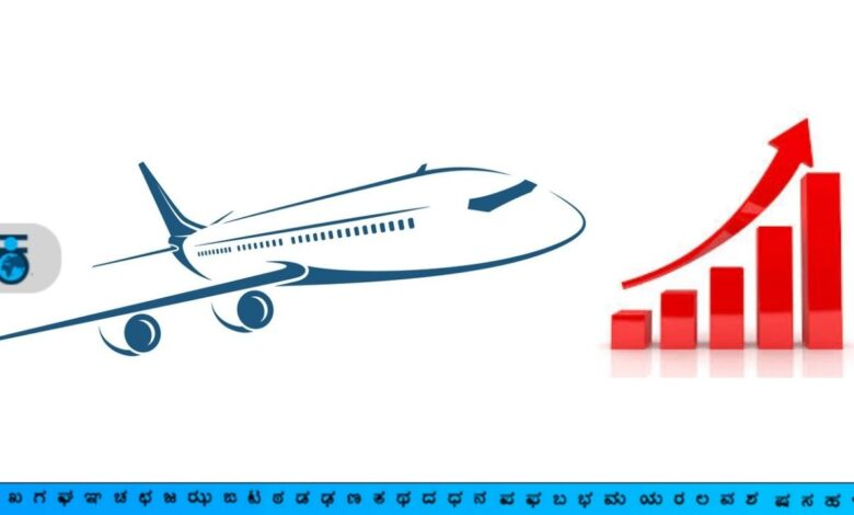 Capability of passengers and Increased fare limits of Domestic airlines
