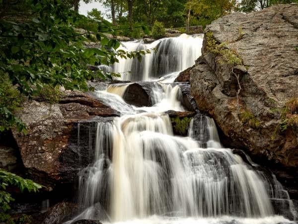 Kusalli falls Baindoor udupi Monsoon