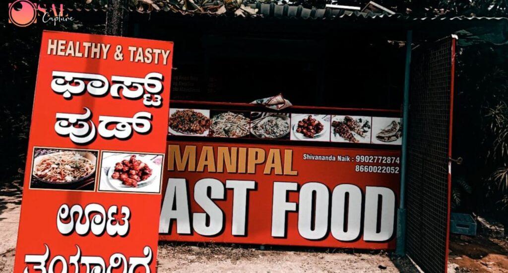 Manipal Fast Food Udupi's Famous Food Spots Foodies Covid-19 Lockdown