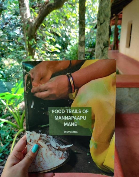 Food trailers of mannapaapu mane Manna Paapu Home stay Karkala Oldest Home stay