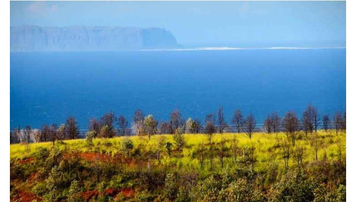Niihaoo Island USA United States Navy Forbidden Island of USA