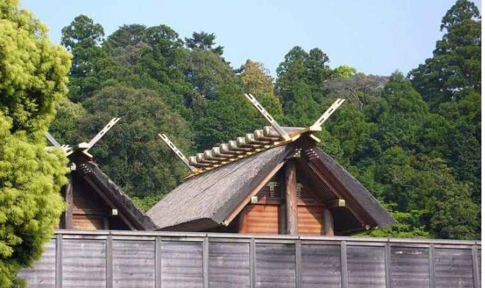 Ise grand shrine Japan Shinto culture Forbidden shrine of Japan