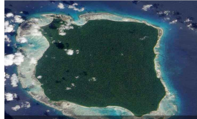 North Sentinel Island India Sentinelse tribes Forbidden Island of India