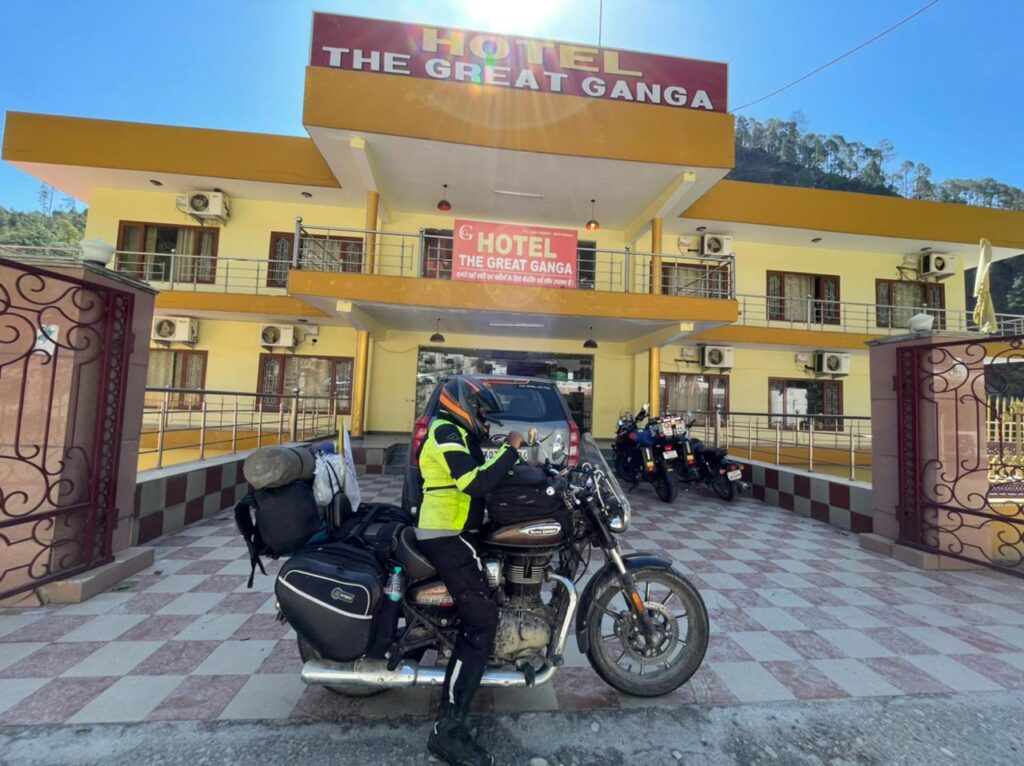 Expedition journey of Archana in North India