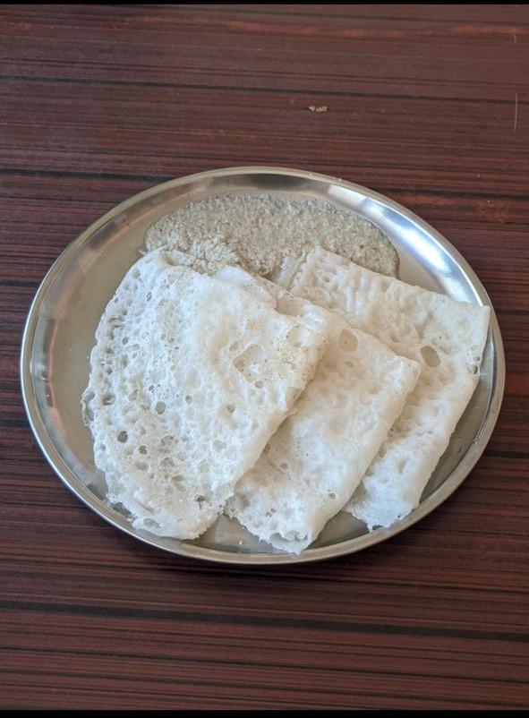 Kottigehara Neerdose Famous Coastal food Chikkamagaluru