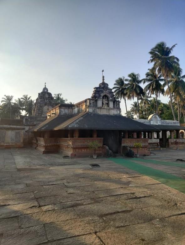 Banavasi Madhukeshwara Temple Road Trip Friendship goals