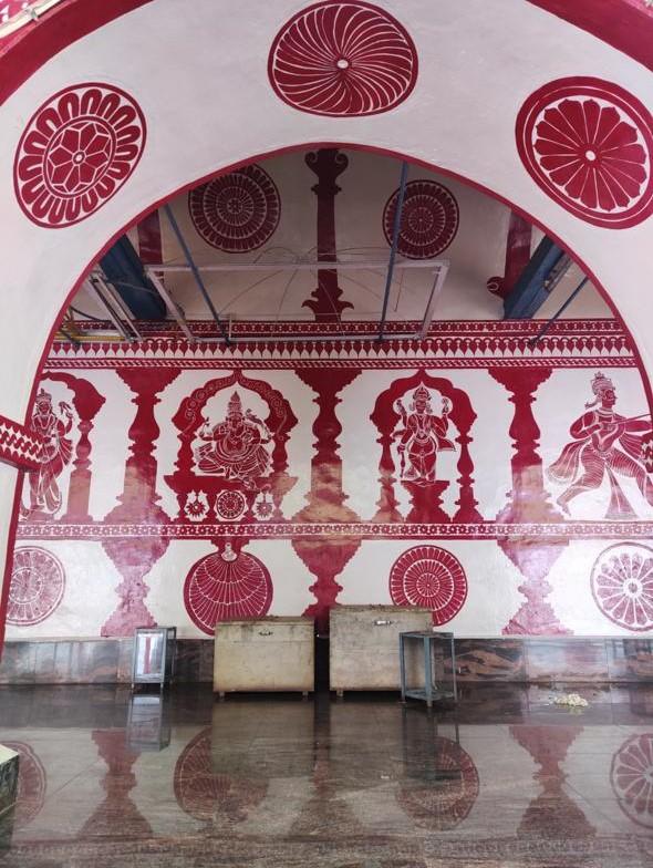 Shirasi Maarikamba Temple Banavasi Road Trip