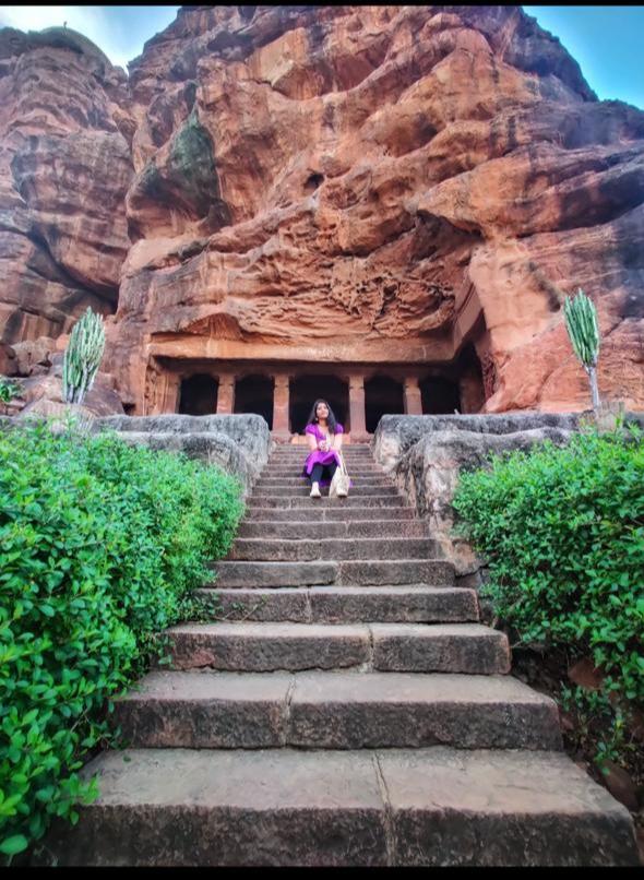 Badami Cave Temple Bhutanath Temple Agasthya Lake Aihole