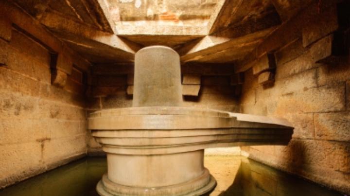Hampi World Heritage Site Badavi Linga Virupaksha